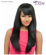 Foxy Lady Full Wig - SHARA  Synthetic Full Wig