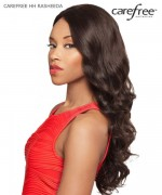 Care Free Lace Front Wig - H/H RASHEEDA 100% Unprocessed Natural Hair Remi Human Hair Lace Front Wig