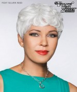 Foxy Silver Full Wig - REID  Synthetic Full Wig