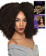 OUTRE Human Hair Blend Weave Premium Purple Pack Beautiful Hair 4A-KINKY