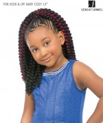 Sensationnel  Synthetic Hair Piece - FOR KIDS & UP! BABY COZY 12
