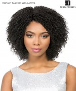 Sensationnel 100% PREMIUM FIBER Synthetic Full Wig - INSTANT FASHION WIG-LATOYA