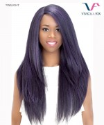 Vivica Fox Full Wig TWILIGHT - Synthetic Pure Stretch Cap Full Wig