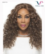 Vivica Fox Lace Front Wig ODETTE - Synthetic Natural Baby   Lace Front Wig