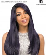 Sensationnel 100% PREMIUM FIBER Synthetic Full Wig - INSTANT FASHION WIG COUTURE-ELENA