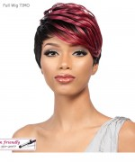 It's a wig Synthetic  Full Wig - TIMO
