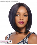 It's a wig Synthetic  Lace Front - SWISS LACE BALA