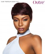 Outre Full Wig - DUBY PREMIUM SASSYCUT  Human Hair Full Wig