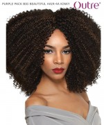Outre  PURPLE PACK BIG BEAUTIFUL HAIR-4A KINKY 17