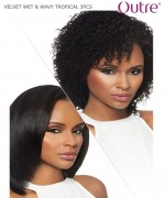 Outre VELVET WET & WAVY TROPICAL 3PCS 8