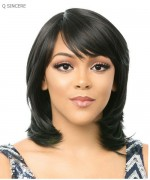 It's a wig Futura Synthetic Quality Full Wig - Q-SINCERE