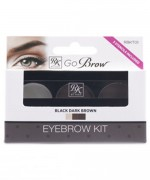 RUBY KISSES GO BROW EYEBROW KIT