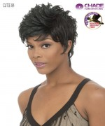New Born Free Full Wig - CUTIE 84 CUTIE WIG COLLECTION Synthetic Full Wig