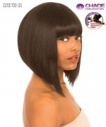 New Born Free Full Wig - CUTIE TOO 101   Synthetic Full Wig