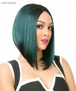 It's a wig Synthetic Futura Lace Front - LACE KANDLE