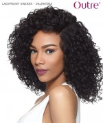 Outre LACEFRONT SWISSX - VALENTINA  Synthetic Lace Front Wig