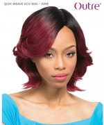 Outre QUIK WEAVE ECO WIG - JUNE  Synthetic Full Wig