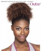 Outre  TIMELESS PONYTAIL BIG BEAUTIFUL HAIR - 4A KINKY Synthetic Ponytail