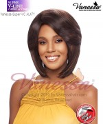 Vanessa Full Wig ANASTA - Synthetic SUPER V-LINE C-SIDE LACE PART Full Wig