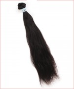 Unprocessed Brazilian Human Hair Weave Extensions - Natural Wave