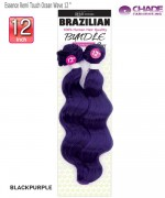 New Born Free Weave extention - Essence Remi Touch Ocean Wave 12  Human Hair Blend Weave extention