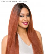 Sensationnel SWISS SILK BASED Human Hair Blend Lace Front Wig - CLOUD 9 DREAM MUSE SERIES RACHEL