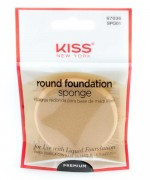 Ruby Kisses Round Foundation Sponge