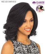 New Born Free Lace Front Wig - Synthetic MAGIC LACE U-SHAPE WIG MLU06