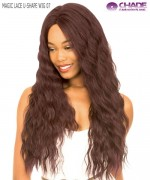 New Born Free Synthetic Lace Front Wig - MAGIC LACE U-SHAPE WIG MLU07