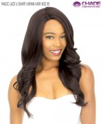 New Born Free Lace Front Wig - MAGIC LACE U-SHAPE HUMAN HAIR WIG MLUH95