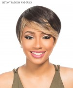 Sensationnel 100% PREMIUM FIBER Synthetic Full Wig - INSTANT FASHION WIG-ERICA