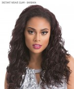 Sensationnel  Synthetic Half Wig - INSTANT WEAVE GLAM - BARBARA