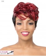 It's a wig Synthetic  Full Wig - CHI