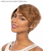 Sensationnel   Human Hair Lace Front - EMPIRE LACE WIG CELEBRITY - HALLE