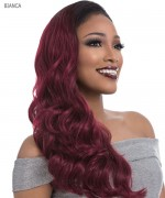Sensationnel  Synthetic Half Wig - INSTANT WEAVE GLAM - BIANCA