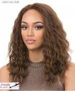 It's a wig Synthetic  Lace Front - LACE FULL SUN