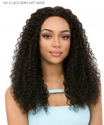 It's a wig Remi Human Hair SALON  Lace Front - HH S LACE REMI HOT WAVE