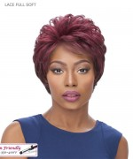 It's a wig Synthetic  Lace Front - LACE FULL SOFT