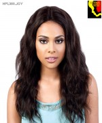 Motown Tress  HPL360.JOY - Remi Human Hair 100% Persian Unprocessed Lace Front Wig