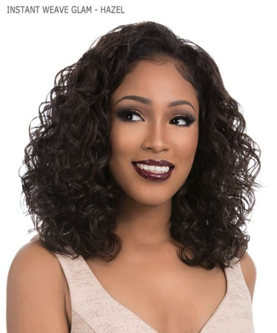Sensationnel  Synthetic Half Wig - INSTANT WEAVE GLAM - HAZEL