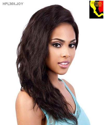 Motown Tress Lace Front Wig   HPL360.JOY - Remi Human Hair 100% Persian Unprocessed Lace Front Wig