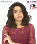 New Born Free Synthetic Lace Front Wig- MAGIC LACE ANY PART MLA66