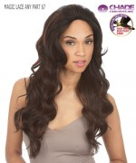 New Born Free Synthetic Lace Front Wig - MAGIC LACE ANY PART MLA67