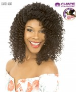 New Born Free  Synthetic Full Wig -   4047 HUDSON