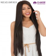 New Born Free Synthetic Lace Front Wig - MAGIC LACE U-SHAPE  MLU08