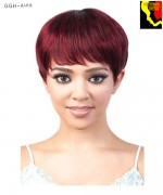Motown Tress Full Wig GGH-AVIS - Human Hair GOGIRL CURLABLE WIG
