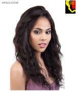 Motown Tress HPSLK.DOVE - 100% Persian Unprocessed Remi Human Hair Lace Front Wig