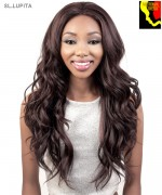 Motown Tress SL.LUPITA - Synthetic HITEMP SWISS SILK Lace Front Wig