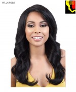 Motown Tress WL. NAOMI - Synthetic WHOLE HANDTIED Lace Front Wig