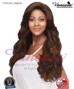 Vanessa TOPS RC OMEGA - Synthetic SUPER RC-SIDE LACE PART Lace Front Wig